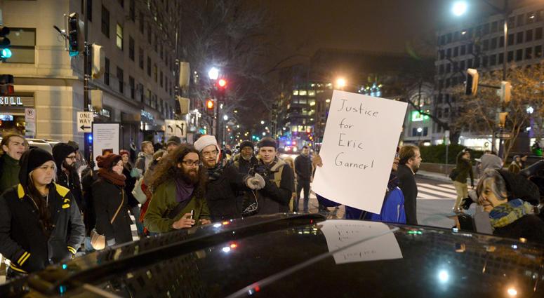 Eric Garner Rally