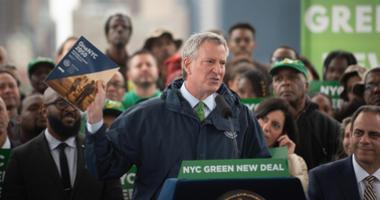 Mayor Green New Deal