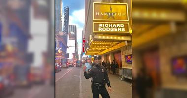 NYPD Hamilton Tickets