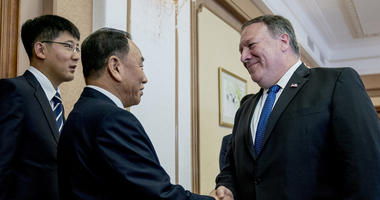 Secretary of State Mike Pompeo AP