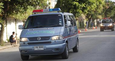 Thailand ambulance AP