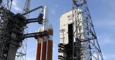 A Delta IV rocket