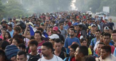 Immigrant Caravan