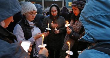 Synagogue shooting memorial