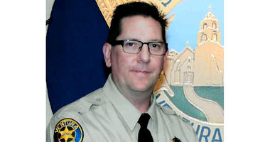 Sheriff's Sgt. Ron Helus