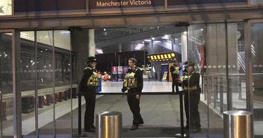 Manchester stabbing