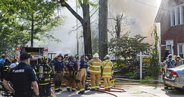 Pennsylvania house explosion