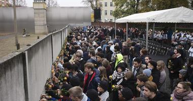 Berlin Wall 30th anniversary