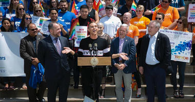 Adam Rippon Honored By City Council