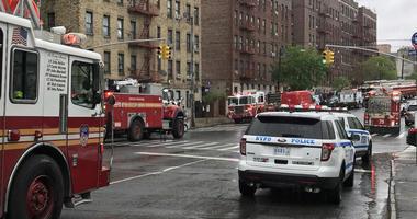 Bronx Retaining Wall Collapse