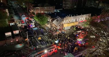 Midwood, Brooklyn building collapse