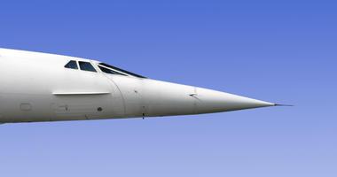 Concorde Plane