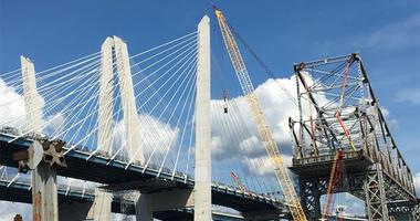 Gov. Mario M. Cuomo Bridge New Span