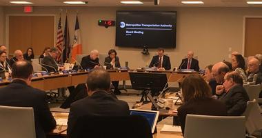 MTA board votes fare hike