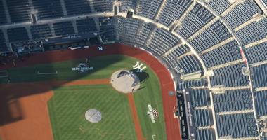 Yankee Stadium Opening Day