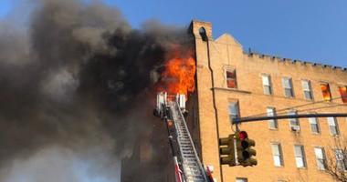 Brooklyn Apartment Fire