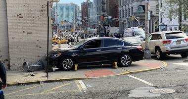Hoboken Crash