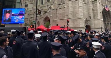 Christopher Slutman funeral
