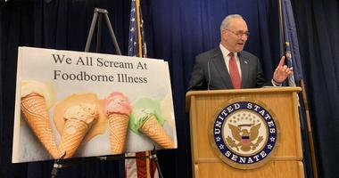 Schumer ice cream recall