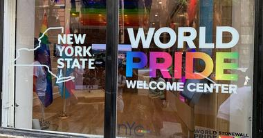 WorldPride Welcome Center