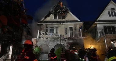 Midwood, Brooklyn fire