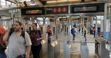 Subway Suspension