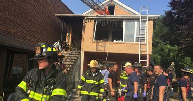 Queens House Fire