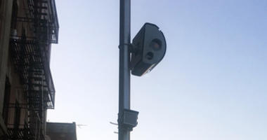 School speed zone camera