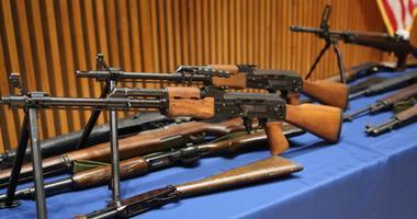 Guns Seized In Queens Home
