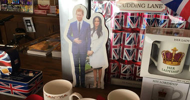 Tea And Sympathy Royal Wedding