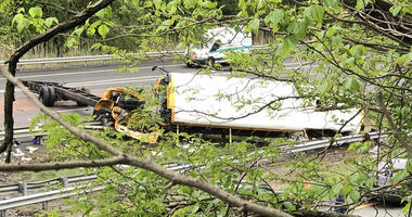 New Jersey School Bus Crash