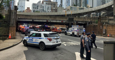 Lincoln Tunnel Bus Crash