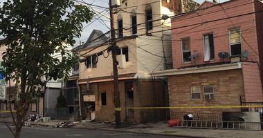NJ House Fire
