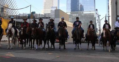 Trail to Zero horse ride