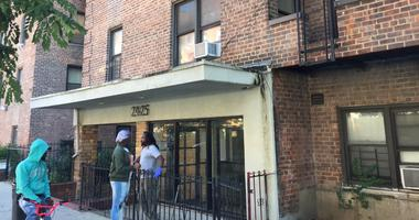 Boy Thrown From Apartment