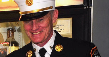 FDNY Battalion Chief Don Hayde