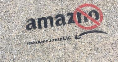 anti-Amazon Long Island City