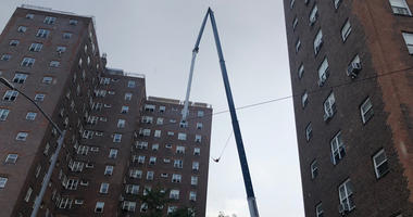Crane Snaps Lower East Side