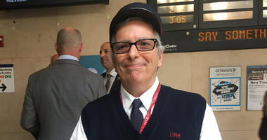 LIRR Conductor Jerry Savino