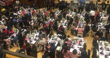 NYPD Holds 2nd Annual Beauty Against Cancer