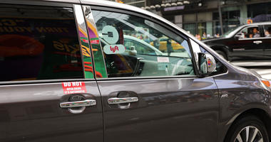 Uber, Lyft driver