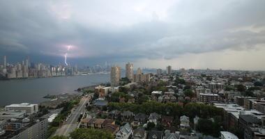 Thunderstorm New York
