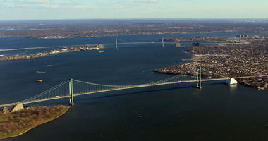 Bronx-Whitestone Bridge Throgs Neck Bridge