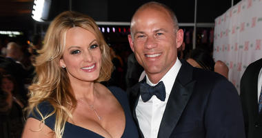 Michael Avenatti and Stormy Daniels