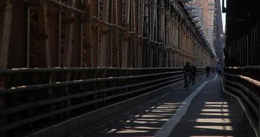 Queensboro Bridge bike path