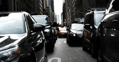 Traffic Manhattan