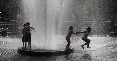NYC heat wave