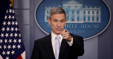 Citizenship And Immigration Acting Director Ken Cuccinelli