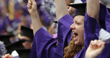 New York University Holds Commencement Ceremony (NYU)