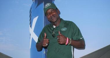 New York Jets wide receiver Wesley Walker